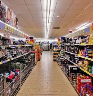 Hypermarchés-Supermarchés